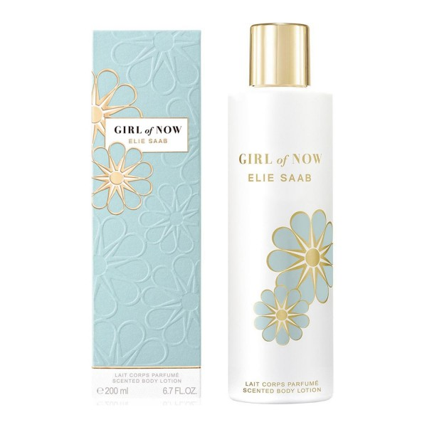 Elie saab girl of now leche corporal scented 200ml
