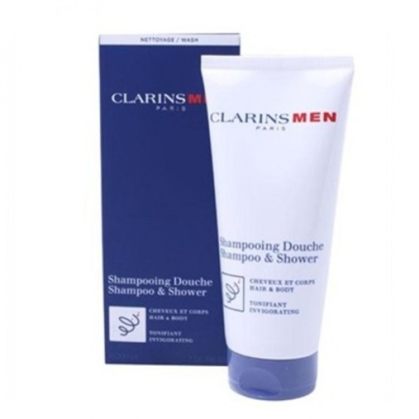 Clarins men shamposhower 200ml