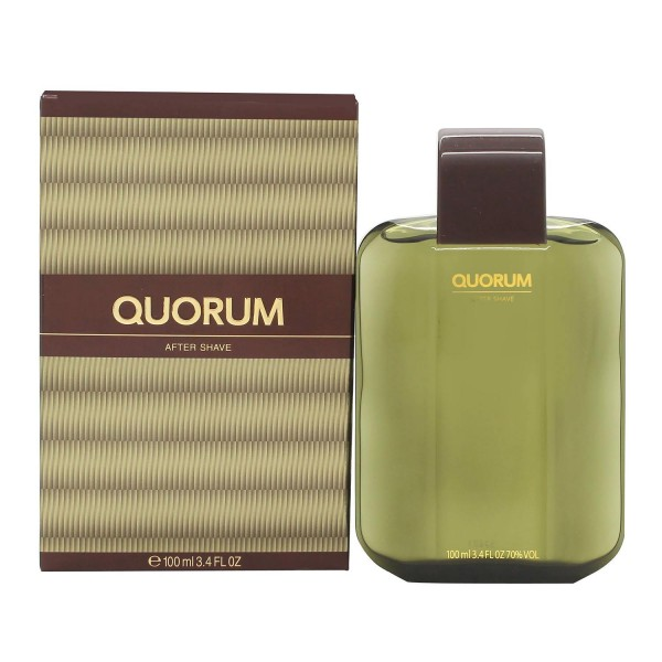 Quorum after shave 100ml